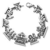 Nativity Link Bracelet