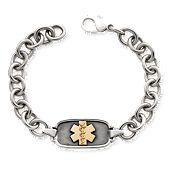 Physician-EMT Alert Link Bracelet