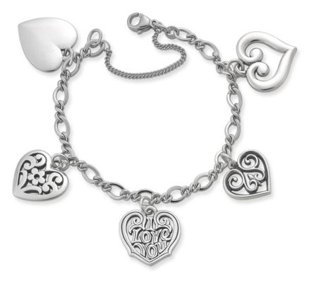 James Avery Jewelry James Avery With God All Things Are Possible Scripture Scroll Sterling Silver Charm {affiliate link} Find this Pin and more on James Avery by Kenda Major. Great addition to a charm bracelet Have a look at my list of the best everyday silver bracelets. Pricing for them is reasonable so you won't have to rob a bank. See more.