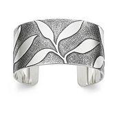 Flourishing Vine Cuff Bracelet