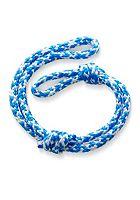Caribbean Blue Woven Bracelet