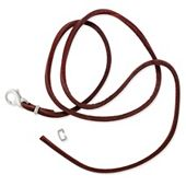 Rustic Leather Cord