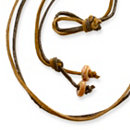 /product/Olive-Brown-Leather-Necklace-with-Bead-Clasp/156007.uts