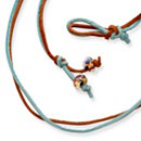 /product/Rust-Aqua-Leather-Necklace-with-Bead-Clasp/156009.uts