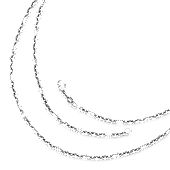 Medium Cable Figaro Chain