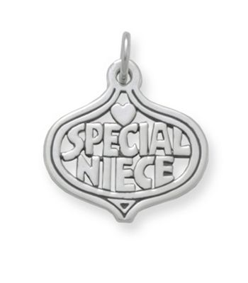 Quot Special Niece Quot Charm James Avery