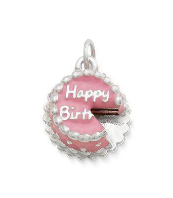 Enamel Birthday Cake Charm James Avery