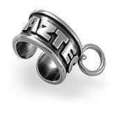Small Aztec Tribal Bracelet Charm