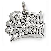 """Special Friend"" Charm"