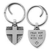 """Fear Not..."" Key Chain"