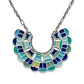 Enamel Byzantine Necklace