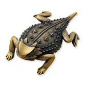 Horned Toad Paperweight