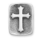 Fleuree Cross Pocket Piece