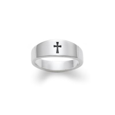 Small Crosslet Ring James Avery