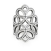 Floral Tracery Ring