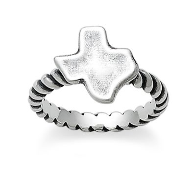 Texas Ring James Avery
