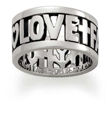 Faith Hope Love Ring James Avery