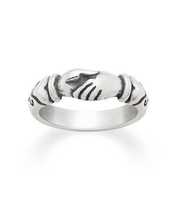Hand In Hand Ring | James Avery