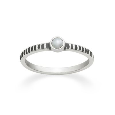 Tiny Cultured Pearl Ring James Avery