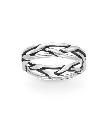 tresse wedding band james avery - James Avery Wedding Rings