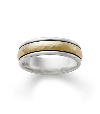 hammered simplicity wedding band james avery - James Avery Wedding Rings