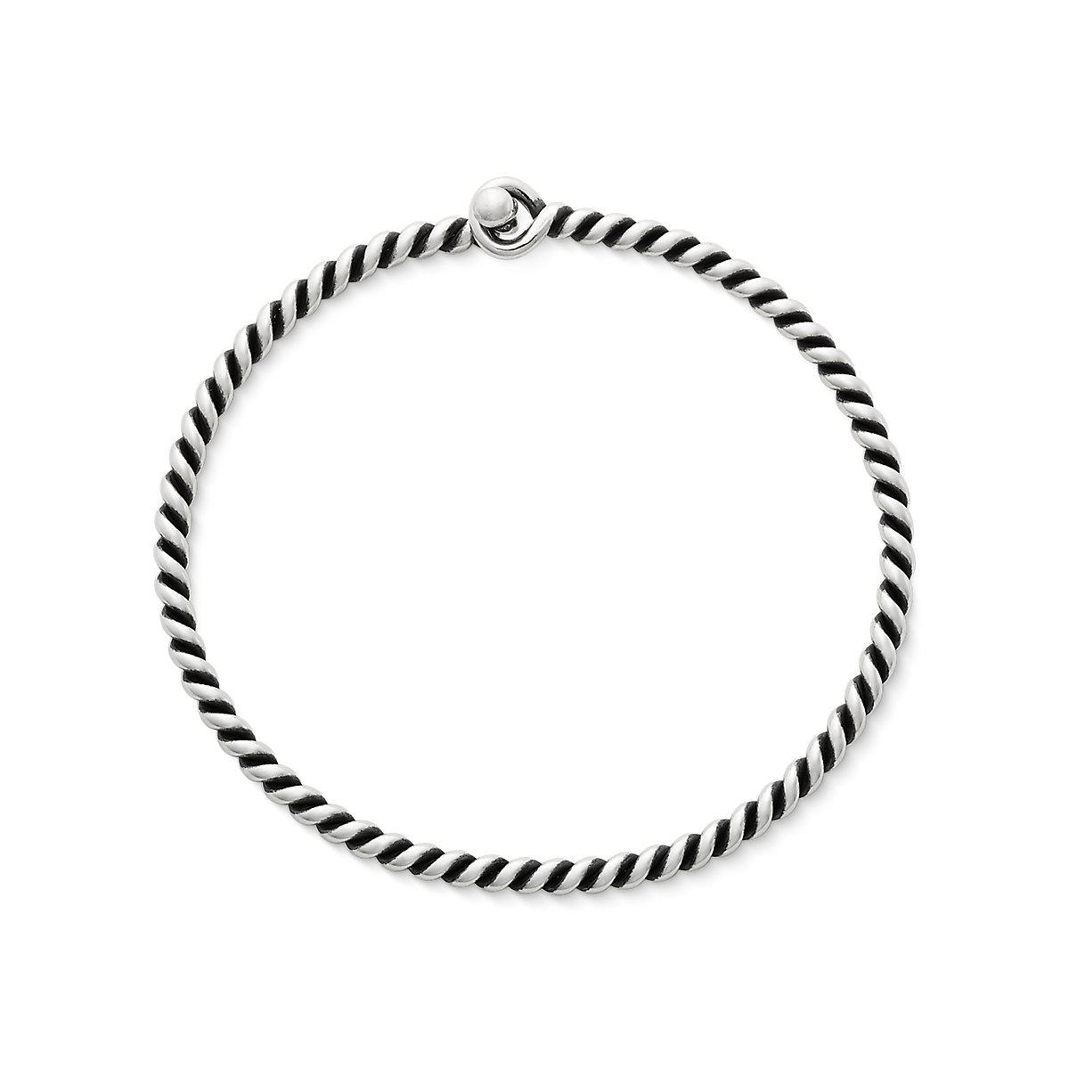 Twisted Wire Hook-On Bracelet - James Avery