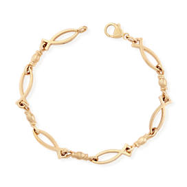 Fishers of Men Ichthus Bracelet