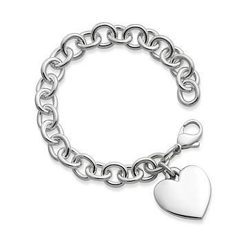 b672997bf7104 Classic Cable Charm Bracelet with Heart - James Avery