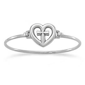 Eternal Love Hook-On Bracelet