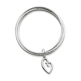Mother's Love Bangle Bracelet