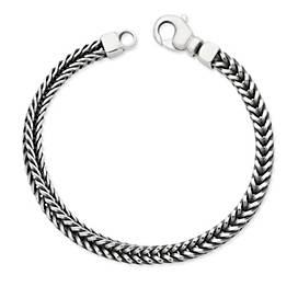 Square Foxtail Bracelet