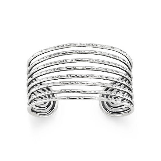 View Larger Image of Eight Wires Cuff Bracelet