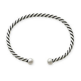 Twisted Wire Cuff Bracelet