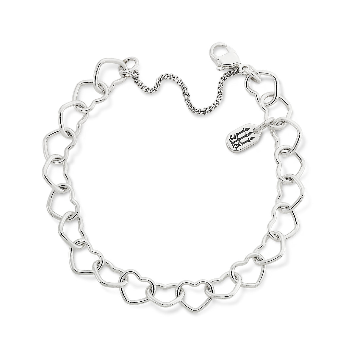 Connected Hearts Charm Bracelet   James Avery