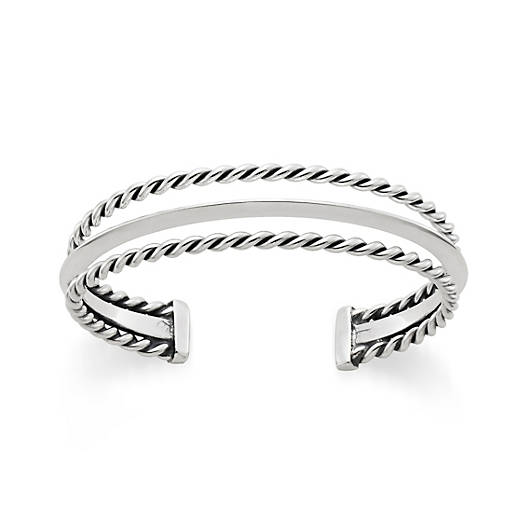 View Larger Image of Stacked Triple Cuff Bracelet