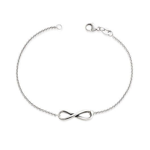 View Larger Image of Petite Infinity Bracelet