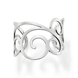 Cascade Cuff Bracelet