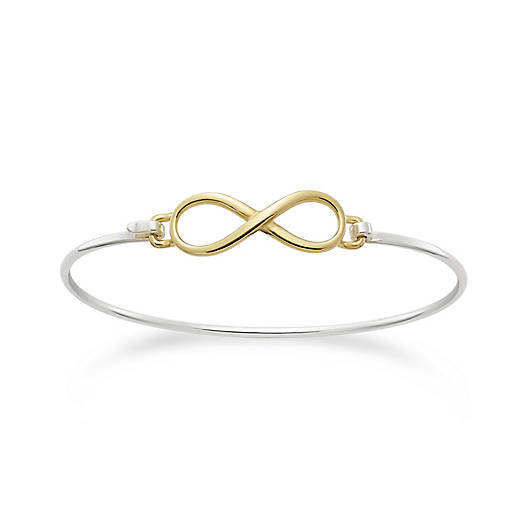 Petite Infinity Hook On Bracelet