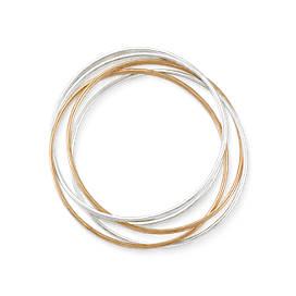 Cascading Circles Bangles Bracelet