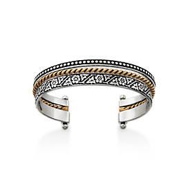 Styled Stack Cuff Bracelet