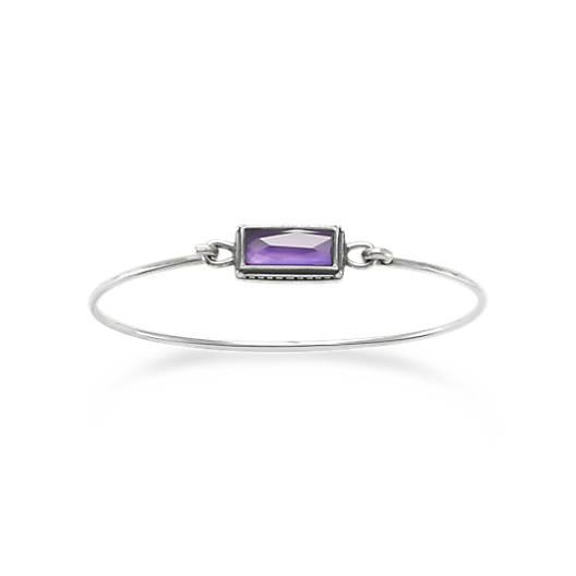Palais Violet Doublet Hook-On Bracelet