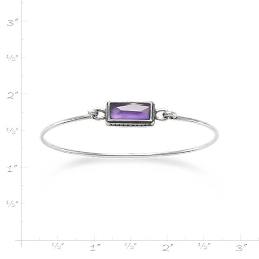 View Larger Image of Palais Violet Doublet Hook-On Bracelet