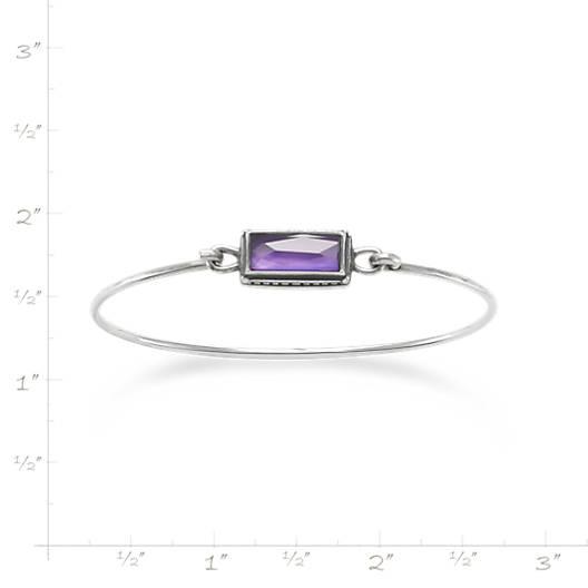 View Larger Image of Palais Violet Doublet Hook-On Bracelet