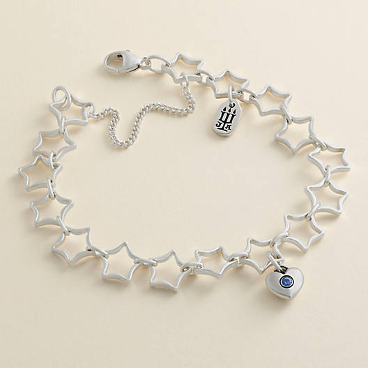 View Larger Image of Star Charm Bracelet
