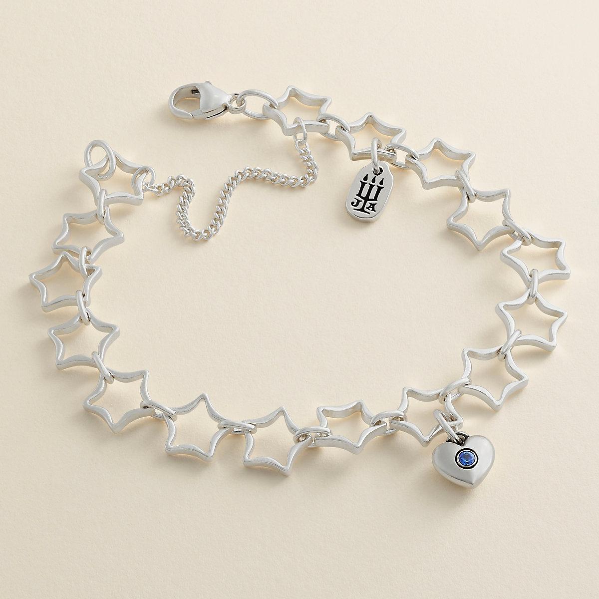 Star Charm Bracelet   James Avery