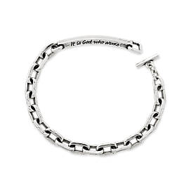Armed with Strength Bracelet