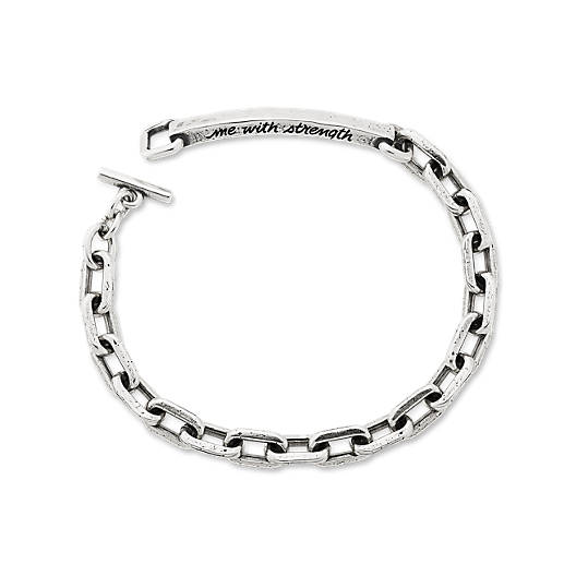 View Larger Image of Armed with Strength Bracelet