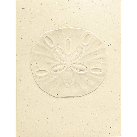 View Larger Image of Sand Dollar Greeting Card