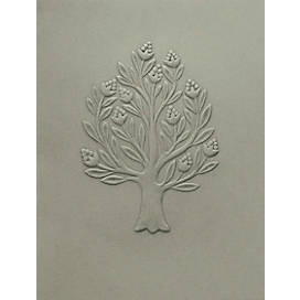 Sculpted Tree of Life Cameo Cards