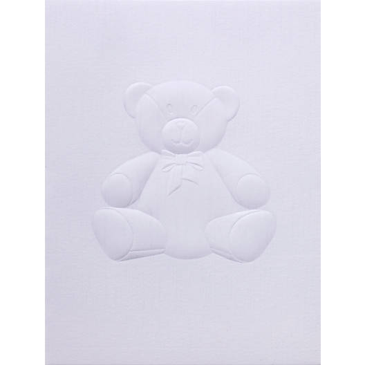 View Larger Image of Blue Teddy Bear Cameo Cards